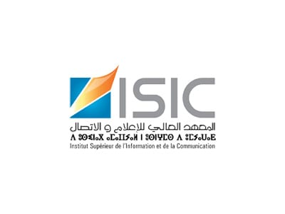 ISIC, Institut Supérieur de l'Information et de la Communication, Rabat, Maroc