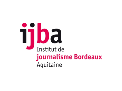 IJBA, Institut de Journalisme Bordeaux Aquitaine, Bordeaux, France.