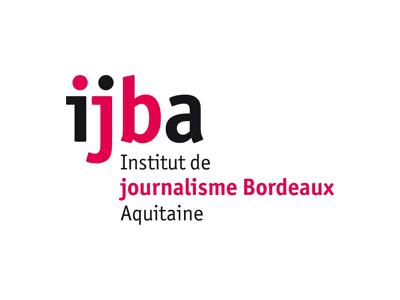 IJBA, Institut de Journalisme Bordeaux Aquitaine, Bordeaux, France.