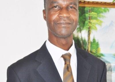 Dr Alfred DAN Moussa Directeur Général de l'Istc Polytechnique