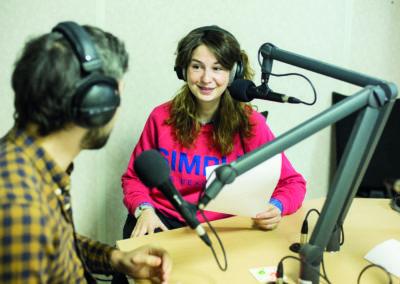 Travaux pratiques - enregistrement en studio
