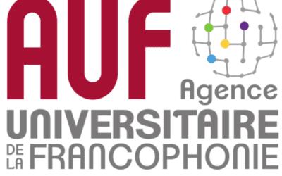Plan AUF (Agence Universitaire de la Francophonie) spécial pandémie Covid-19